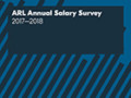ARL Annual Salary Survey 2017–2018 Reports Data on Professional Positions in Member Libraries